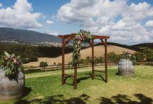 Floral Arbors | Riverstone Estate