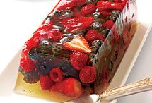 Recipes - Various Desserts