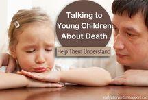 Difficult talks w kids