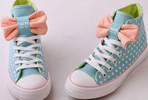 Zapatos para cami