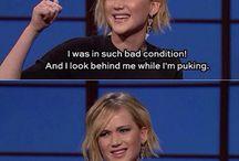 Jennifer Lawrence Awesome