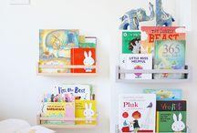 Reading nooks for kids / Rincones de lectura para niños
