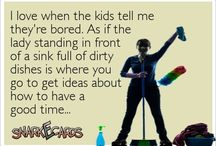 Parenting humour