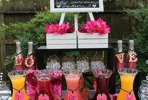 DIY Hochzeits-Bar