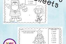 Xmas Activities For Children
