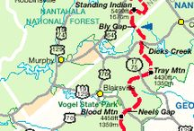 Hiking the Appalachian Trail and more. / by Chris Dixon