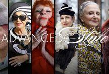 Filme: Advanced Style - Vovós Fashion / Filme: Advanced Style - Vovós Fashion Um filme inspirador, com histórias de vidas emocionantes. Acessem: http://www.camilazivit.com.br/filme-advanced-style-vovos-fashion/
