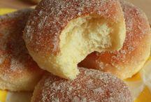 pâte à beignet, brioche et Pain