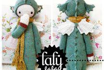 Crochet amigurumi / Crochet amigurumi