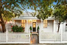 Front yard/fence/facade