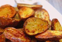 Kartoffeln und andere Beilagen