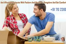Accommodating Moving Pressing Tips By Packers And Movers Organizations In Bangalore