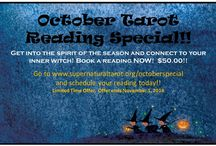 SUPERNATURAL Tarot Specials! / Tarot Readings I have on special every month!