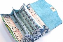 Crafts: sewing bags and purses / Patterns, tutorials and inspirational pictures of textile vessels.