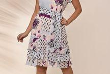 vestido soltinho de viscose