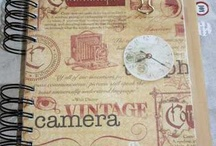 Smash Book Inspiration / Smash Book, Paper Crafting / by Gettin' Crafty Stampin'