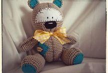 crochet / háčkování, pletení