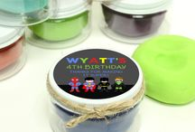 Kids Party Favors / Birthday Party Favors for Kids