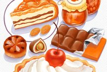 yummy illustrations