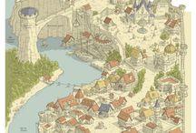 landscape maps