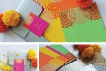 Wedding cards / Design elements