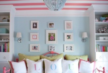 Beautiful rooms♥ / Pretty Bedrooms for girls