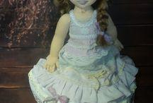 Collectible Dolls by Tina Mamatuik