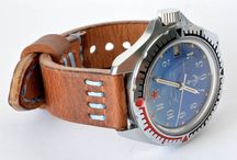 Watch´ s leather straps ideas