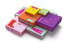 Verfverpakkingen / by Jop Timmers