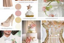 Hochzeit Farbkonzept