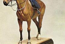 Royal Worcester Horses