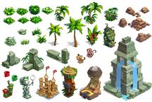 Worlds: Pixel Environments / by Muay