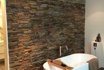 Bathroom ideas /  Ideeën voor het badkamer project