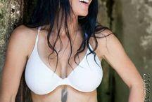 Jen Seidel Model  portfolio