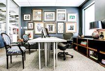 SHOP THE LOOK | #EDGYEXECUTIVEOFFICE / Shop the look of Pulp Design Studios' project:  Edgy Executive Office Space  / by Pulp Design Studios