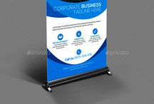 Corporate Rollup Banners