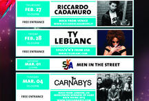 CARNIVAL NIGHTS LIVE: CARNIVAL AT HARD ROCK CAFE VENICE / Come and celebrate the most famous Carnival in the world with our Live nights and entertainment!