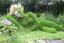 My Secret Garden / by Sarah Sally Keyton Dixon
