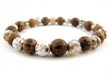 Bracelets Homme en perles naturelles