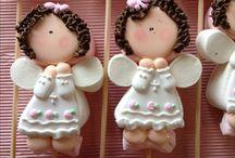 bombones decorados