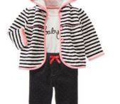 Baby & Kids Wear / Baby and Kids' clothes ideas from Gymboree and Carter's