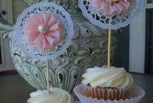 Topper de cupcake