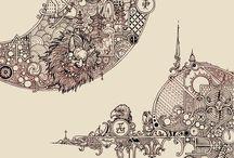 Tangle - Pattern love