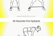 // glutes exercises //