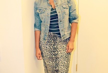 My Style / A look into my personal style choices...