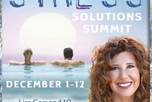 Stress Solutions Summit - December 1-12, 2014 / Join us for 12 interviews with some of the most knowledgeable relaxation and stress management masters on the planet.