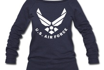 Air Force / by Amber Bourg Grinnell