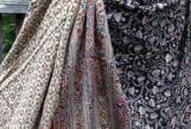 Fabric....in all it's beauty!