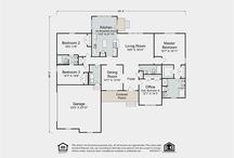 Ranch & Single Story Home Floor Plans / Madison Homebuilders, a custom home builder in North and South Carolina, has a number of ranch and single story home floor plans available. Each one is customizable to suit your needs. Contact us to learn more.