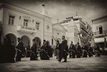 ΠΑΣΧΑ ΣΤΗΝ ΖΑΚΥΝΘΟ / Α/Μ Φωτογραφίες που προσπαθούν να αποτυπώσουν το έντονο θρησκευτικό συναίσθημα της μεγαλύτερης γιορτής της Ορθοδοξίας.
